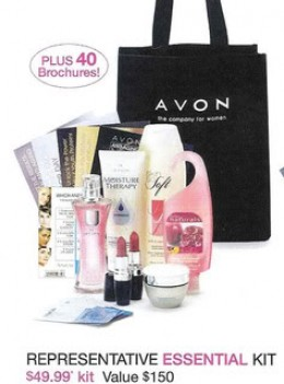 Avon essential starter kit