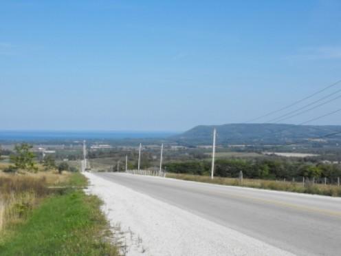 Blue mountain and Georgian Bay