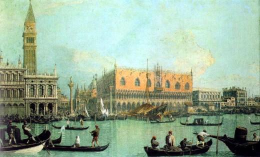 Palazza del Ducale, Venice