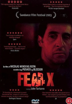 Thoughts inspired by the film - Fear X – Written and Directed by Nicolas Winding Refn