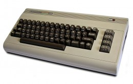 The first computer I ever used