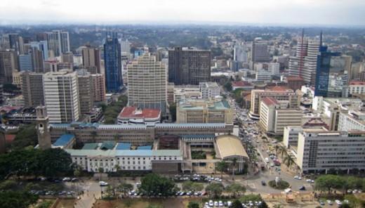 Kenya's Capital City - Nairobi