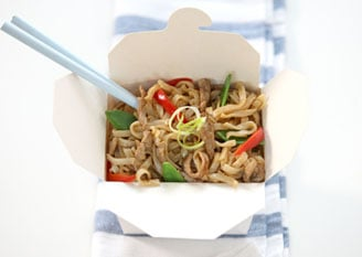 Pork Chow Mein Recipe