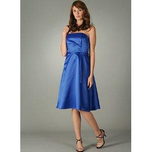 Short Royal Blue Prom Dresses