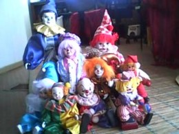 Clown Collection for sale