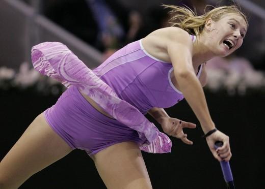 maria sharapova hot image. female hot tennis player Maria