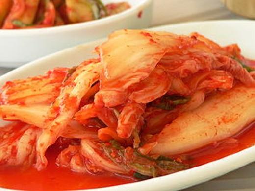 Kimchi or Kimchee  wikipedia.com