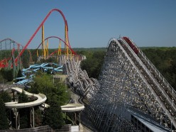 Top Theme Park Attractions
