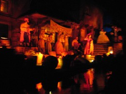 Pirates Of Caribbean at Disney Land.