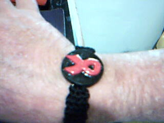 This Is The Same One Crochet Into A Bracelet