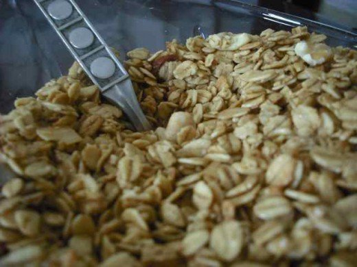 You can make some granola now!