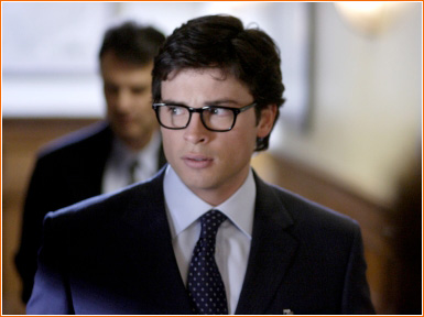 Clark needs to wear his glasses and show up for work at the Daily Planet