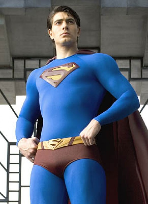 Chris Reeve and Dean Cain appeared on Smallville--how about Brandon Routh as the Superman of Earth 2?