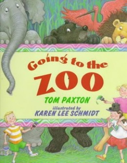 Going to the Zoo by Tom Paxton