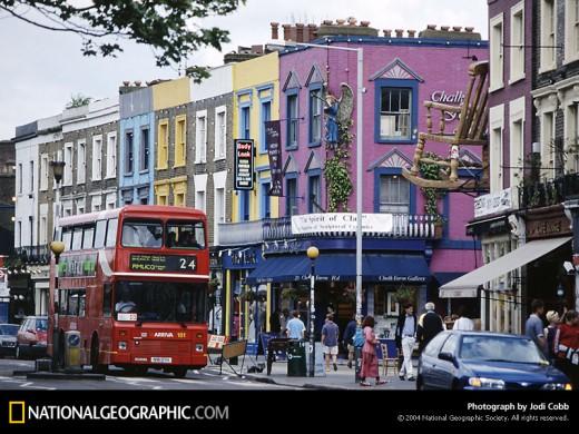 Visit Camden Town Market