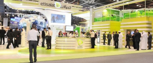 Etisalat at GiTex 2008