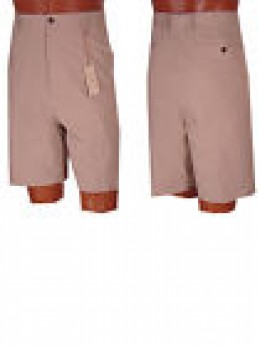 flat front shorts cut