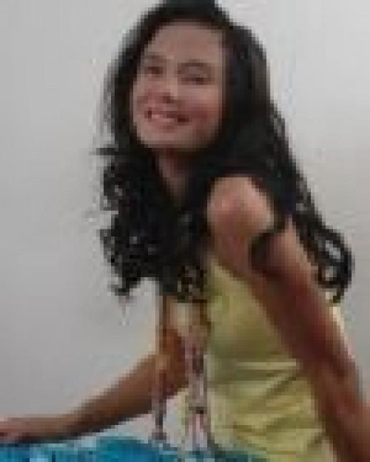 the modern Filipina lady...