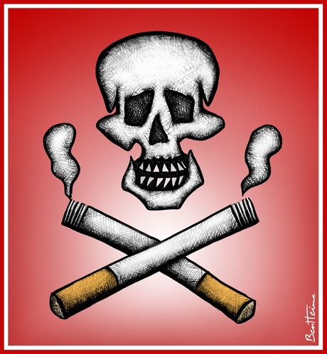 Stop tobacco consumption!