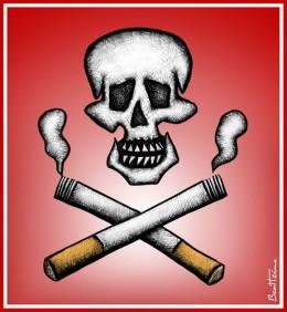 Stop tobacco consumption!