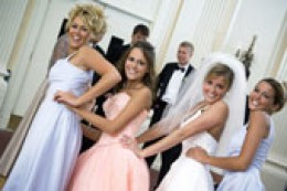 Smaller weddings leave more time for fun!