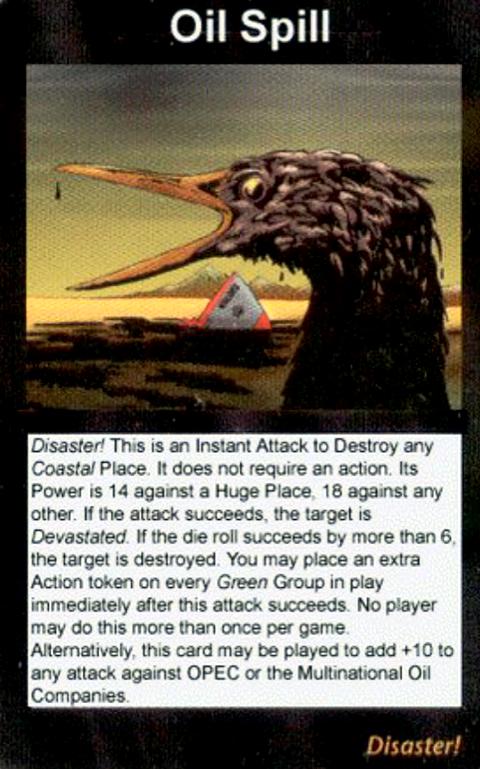 Illuminati playing card