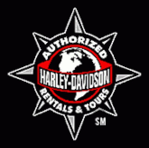 The Harley-Davidson compass from the Harley-Davidson Authorized Rentals & Tours  website