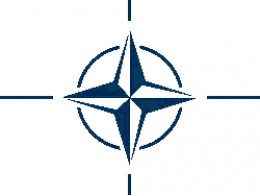 50th Anniversary Logo of NATO from nato.int