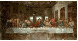 Leonardo Da Vinci's Last Supper. Photo by ideacreamanuelaPps (flickr)
