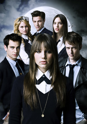 Teen Vampires: please tell me you don't watch this show.