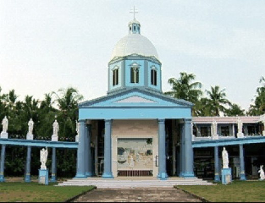 Kodungallur church
