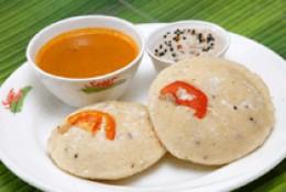 South Indian Idli Sambar
