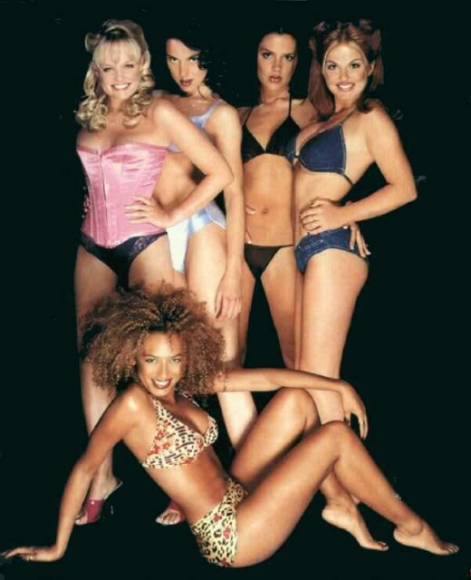 white girls, black girls, or spice girls?