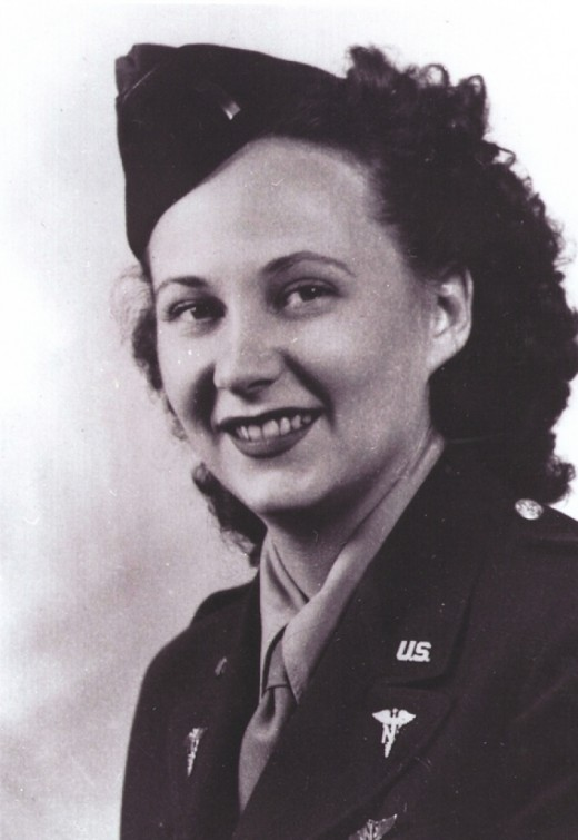 A photograph of Wilma