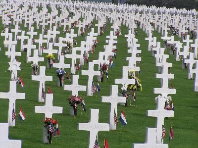 Margraten War Cemetery - Netherlands