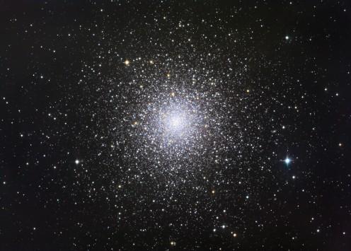 The M3 glubular cluster