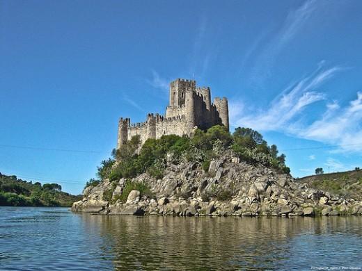 Castelo de Almourol, Portugal
