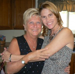 my momma and me