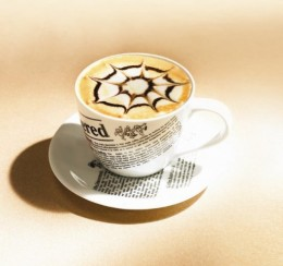 Cafe Coffee Day Solar Eclipse Hot Coffee