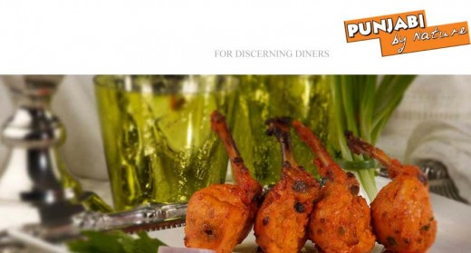 Mouth Watering Chicken Tangdi Kebabs at Punjabi By Nature