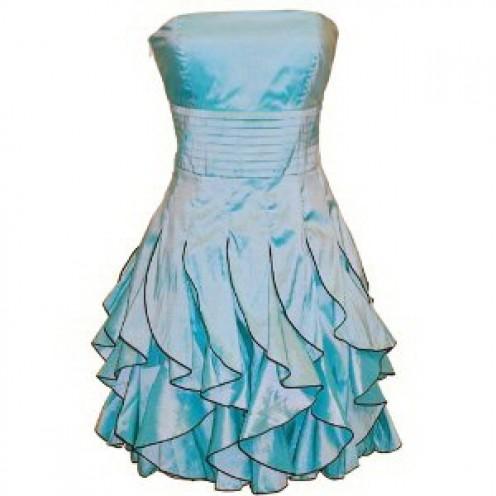 Baby Blue Dresses