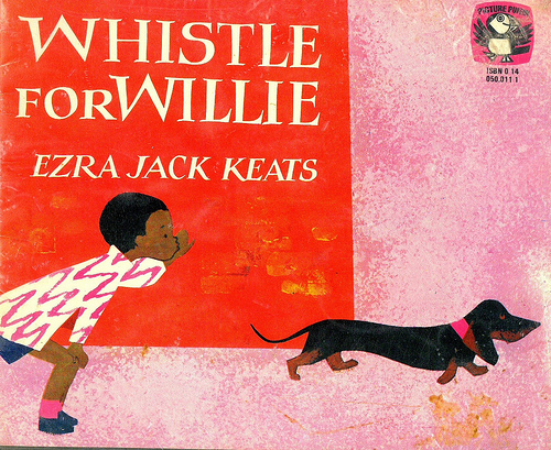 A Whistle for Willie by Ezra Jack Keats