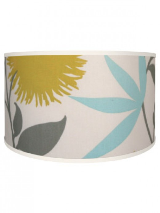Striped Lamp Shades September 2012