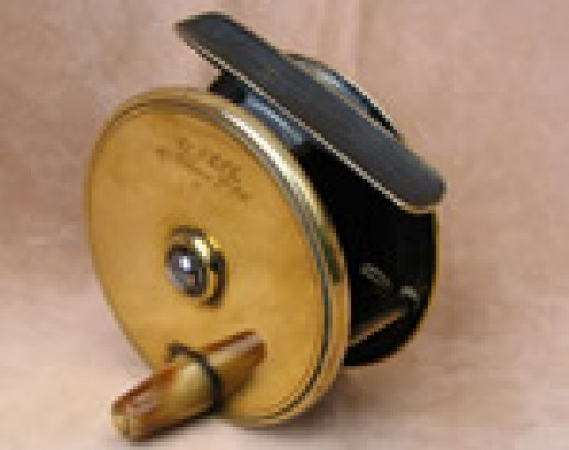 Vintage fishing reels the value in collecting for Old fishing rods worth money