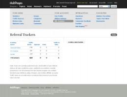 URL Trackers