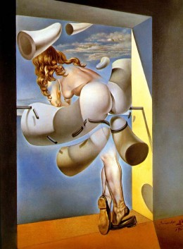 Another fantastic Dali painting