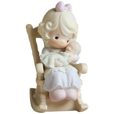 The actual figurine Ted gave to Eunice.