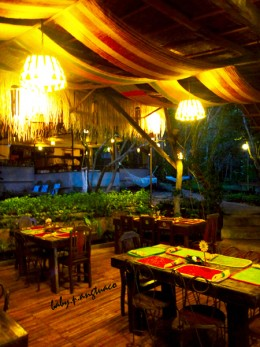 Bohol bee farm resto