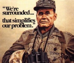 Heroes: Chesty Puller, USMC