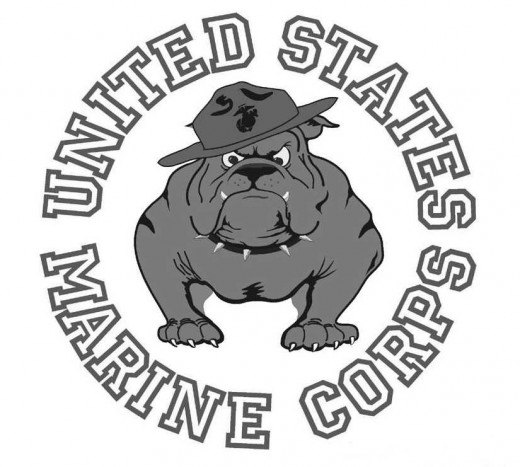 marine corp coloring pages - photo#36